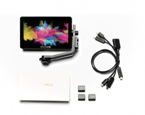 SMALL HD FOCUS OLED SDI  KIT 5.5-inch 1080p OLED con Wide Color Gamut + Tilt Arm